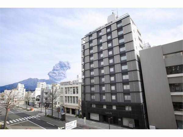 Hotel Sunflex Kagoshima-1