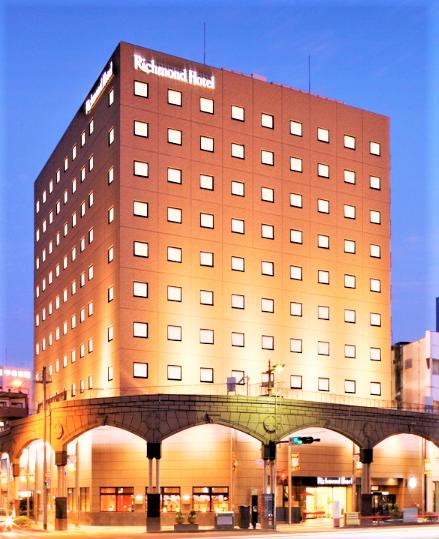 Richmond Hotel Kagoshima Kinseicho-1