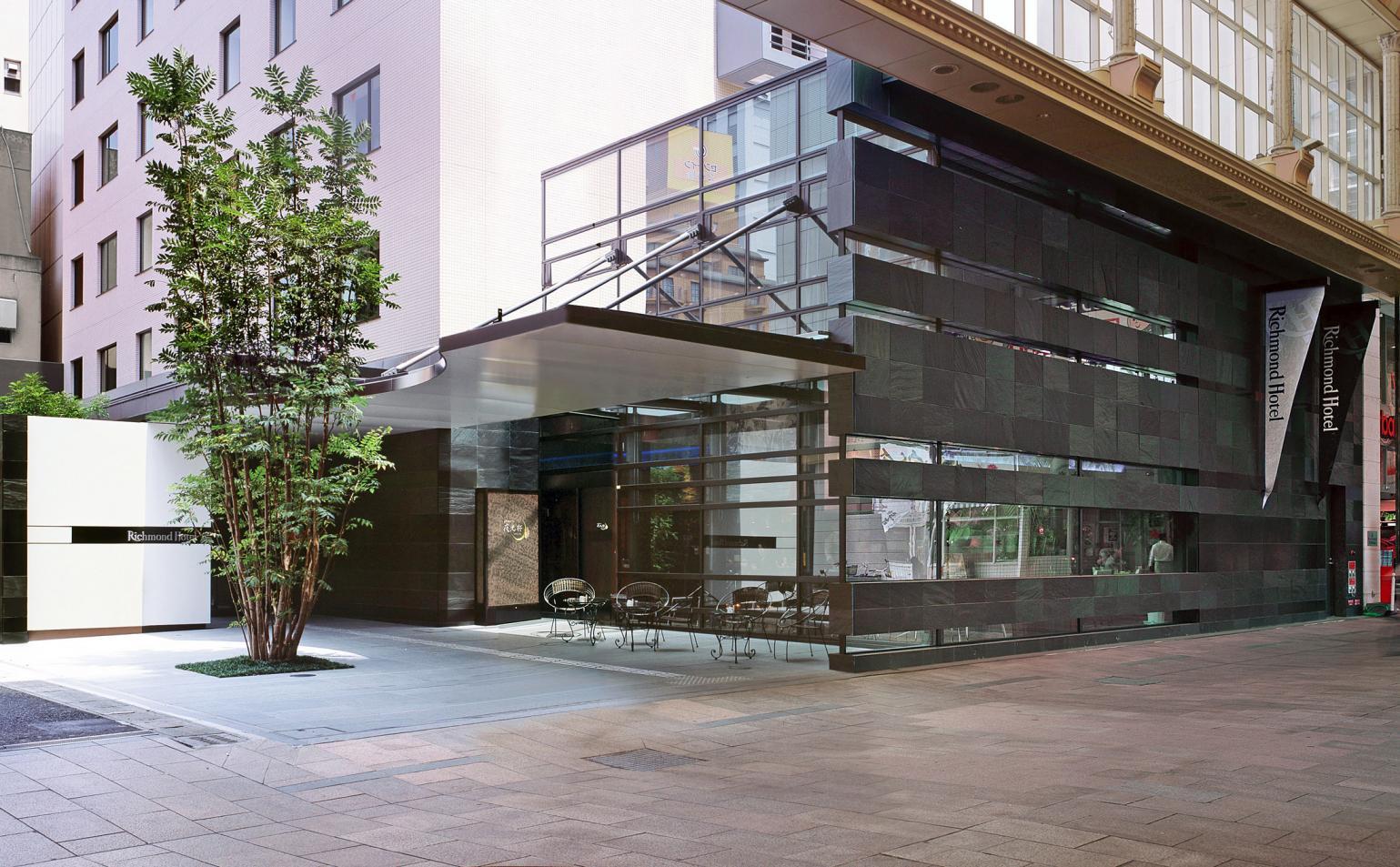リッチモンドホテル鹿児島天文館-1