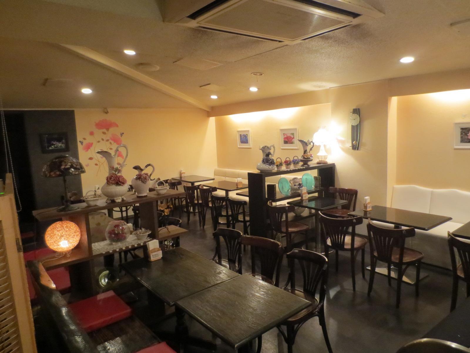 カフェ彼女の家 天文館店-1