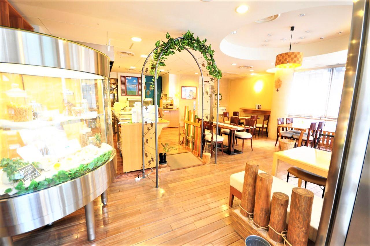ブックカフェみなみ風-1