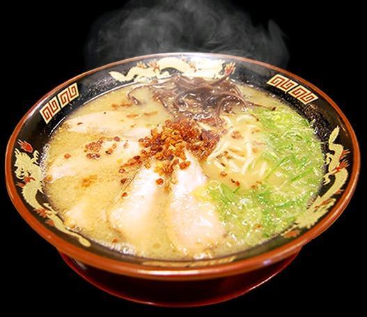 Kagoshima Ramen Tontoro - Tenmonkan Arcade Restaurant-1