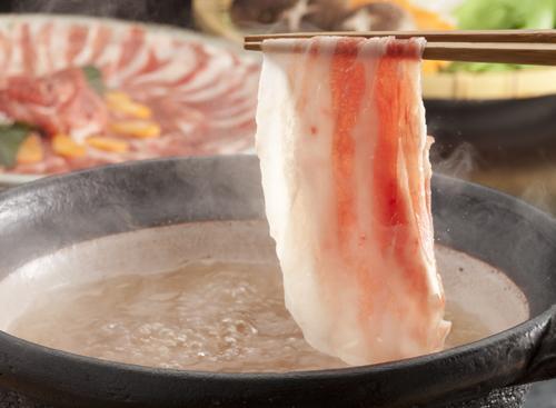 흑돼지 요리 쥬안 가고시마 중앙역 바스치카점-1