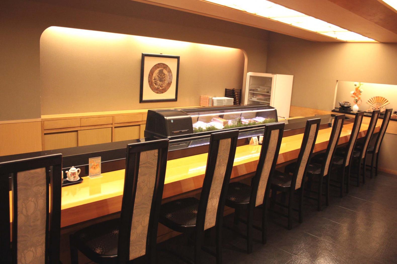 日本料理 七彩(サンロイヤルホテル)-8
