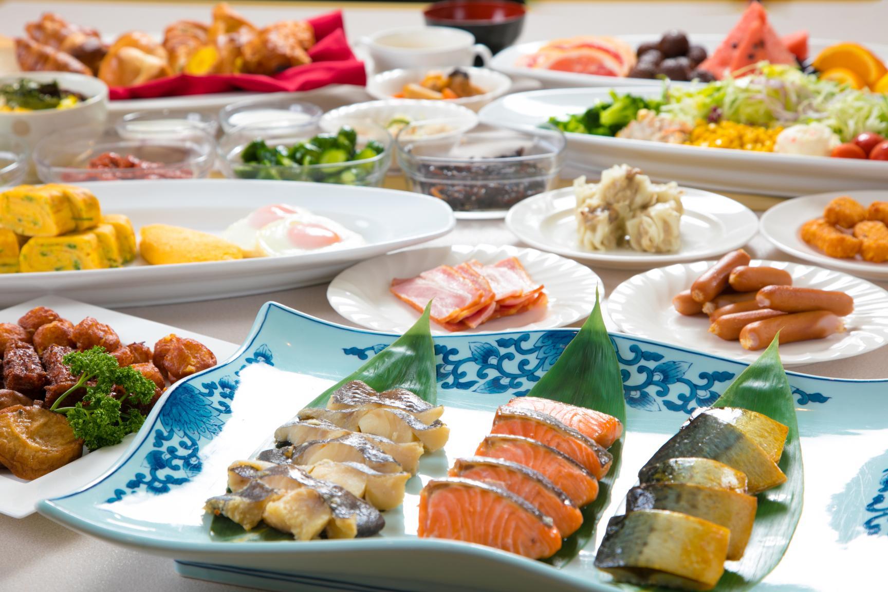 日本料理 七彩(サンロイヤルホテル)-1
