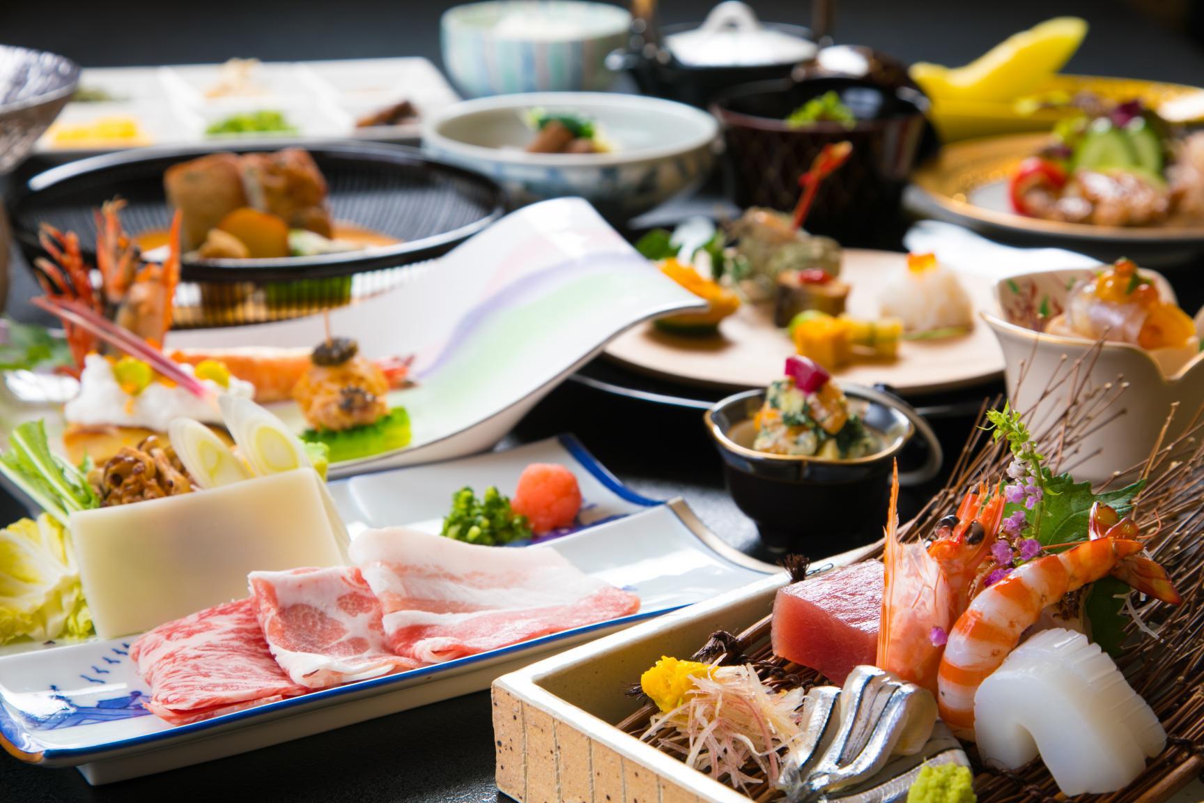 日本料理 七彩(サンロイヤルホテル)-3