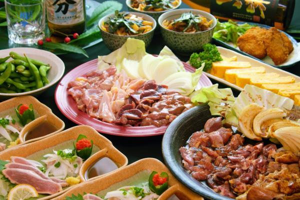 地鶏・鶏料理 みやま本舗 天文館店-1