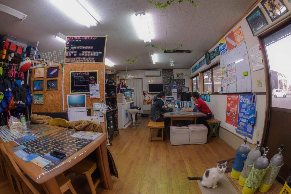 【Diving Shop SB】水肺潛水-2