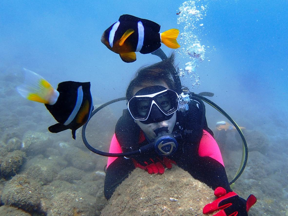 【Aquatrip Diving】Diving for beginners-1