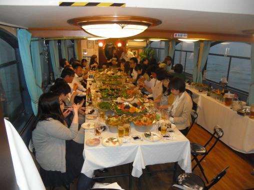 Queens Shiroyama Dinner Cruising-8