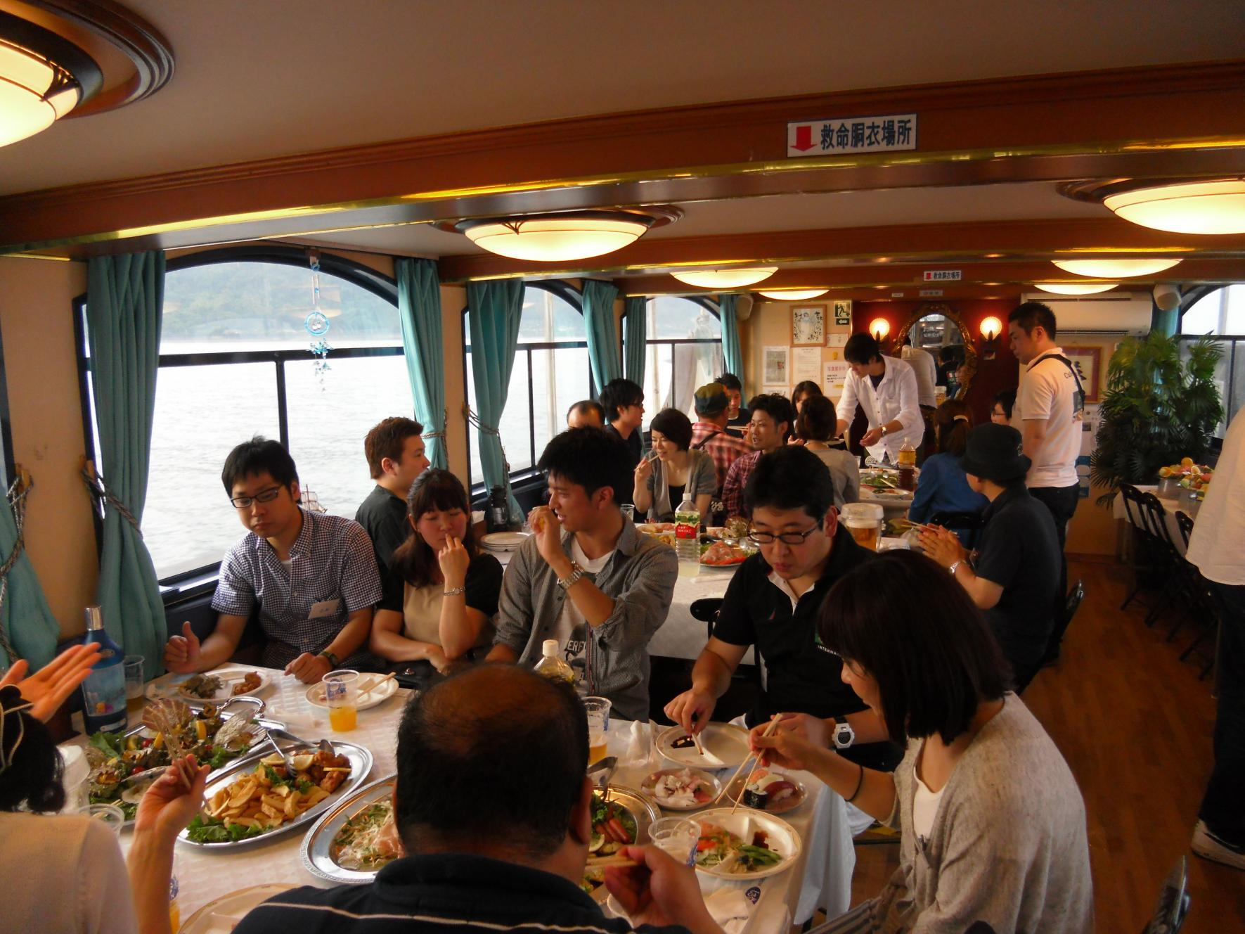 Queens Shiroyama Dinner Cruising-1