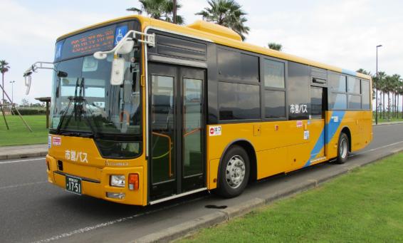 路線バス-2