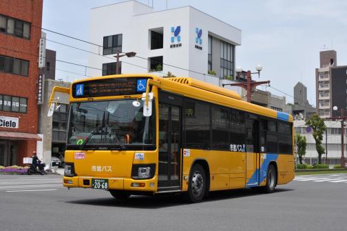 路線バス-0