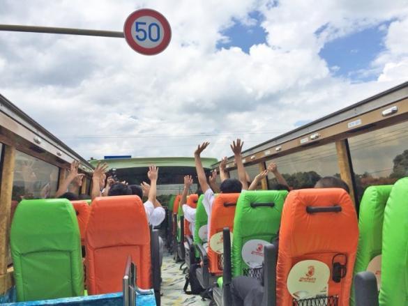 オープンバス かごんまそらバス-2