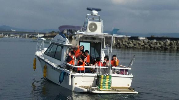 錦江湾クルージング霧島コース(マリンポートかごしま発着)-1