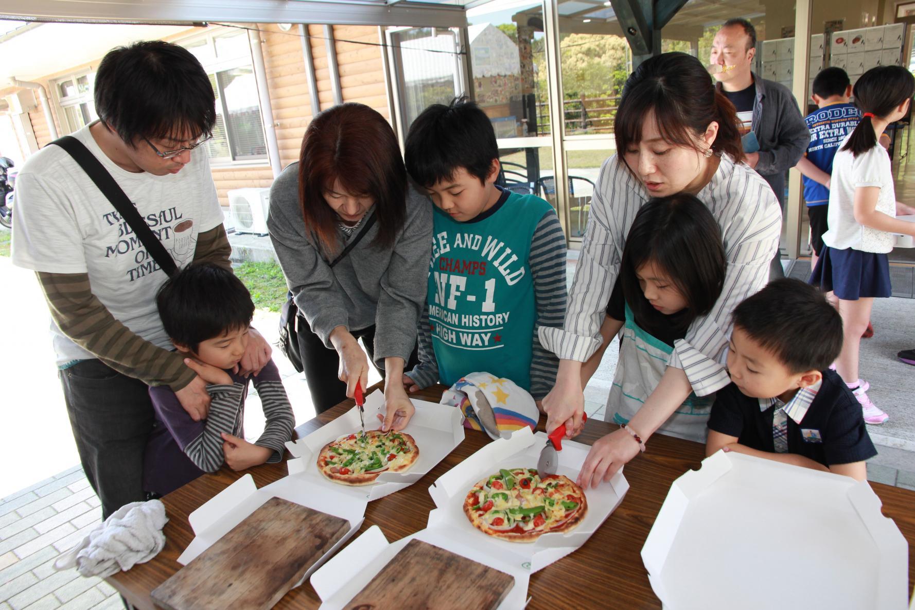 グリーンファーム 調理・自然体験-4