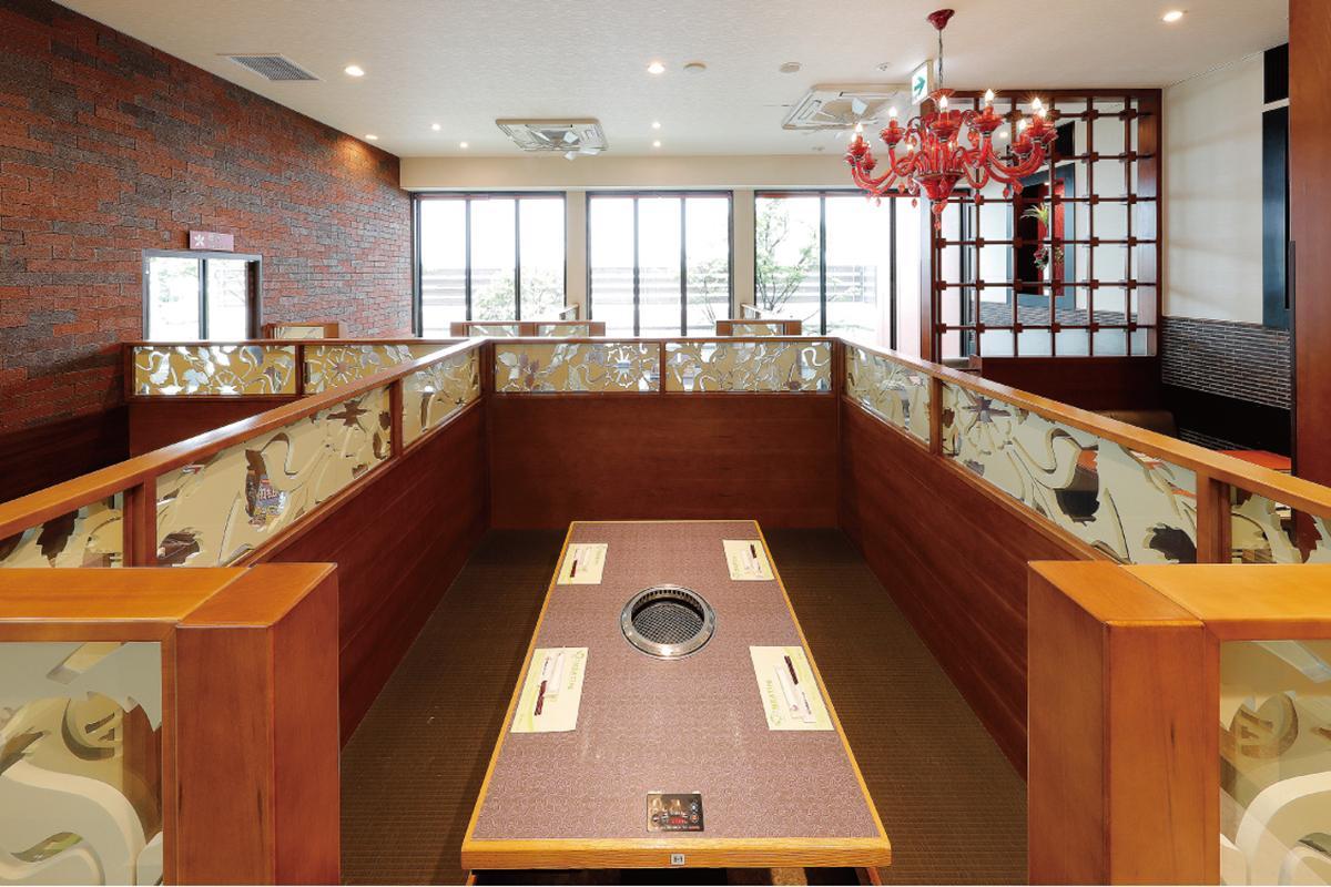 焼肉なべしま 与次郎本店-5