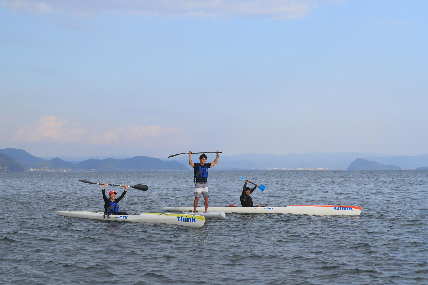 【Wind and Waves】Sea kayak trip-6