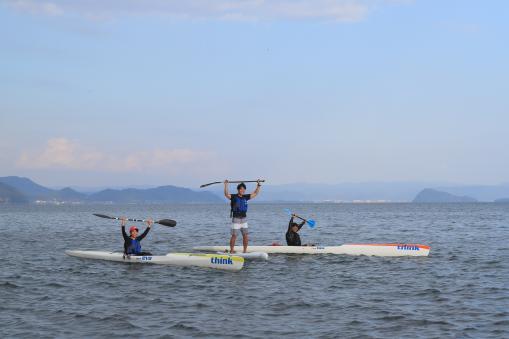【Wind and Waves】Sea kayak trip-6