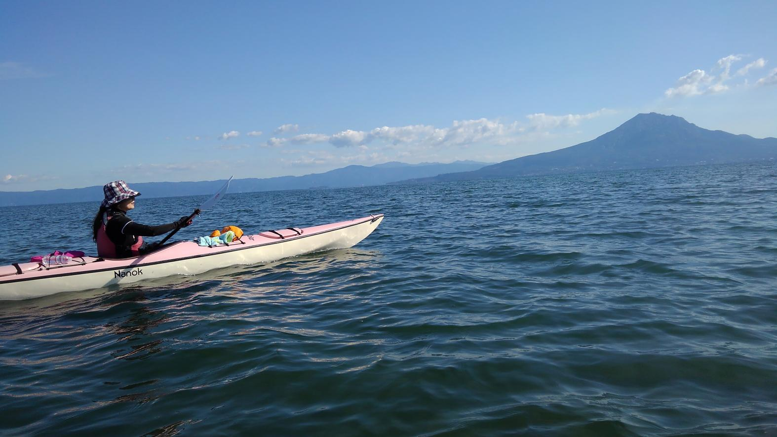 【Wind and Waves】Sea kayak trip-3