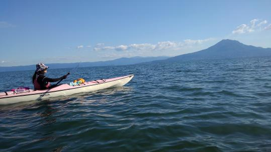 【Wind and Waves】Sea kayak trip-3