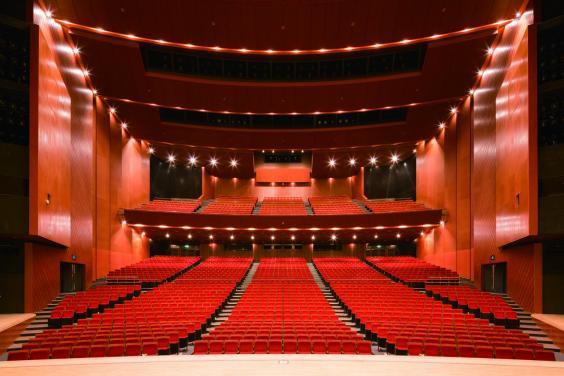 川商ホール(鹿児島市民文化ホール)-7