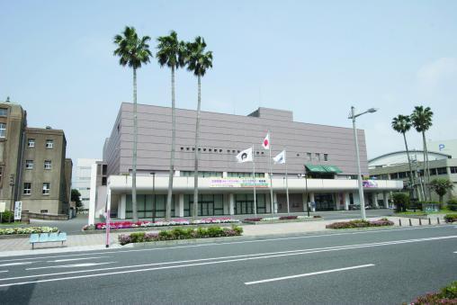 宝山ホール(鹿児島県文化センター)-0