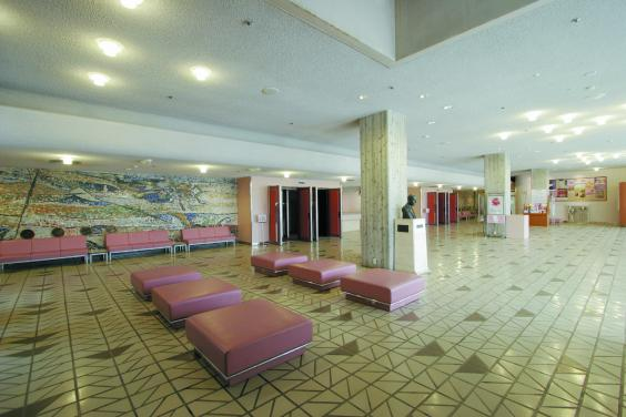 宝山ホール(鹿児島県文化センター)-1