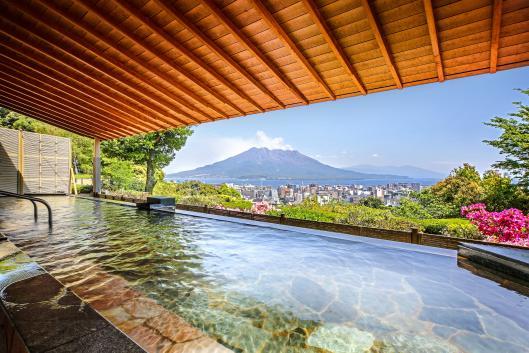 城山ホテル鹿児島-1