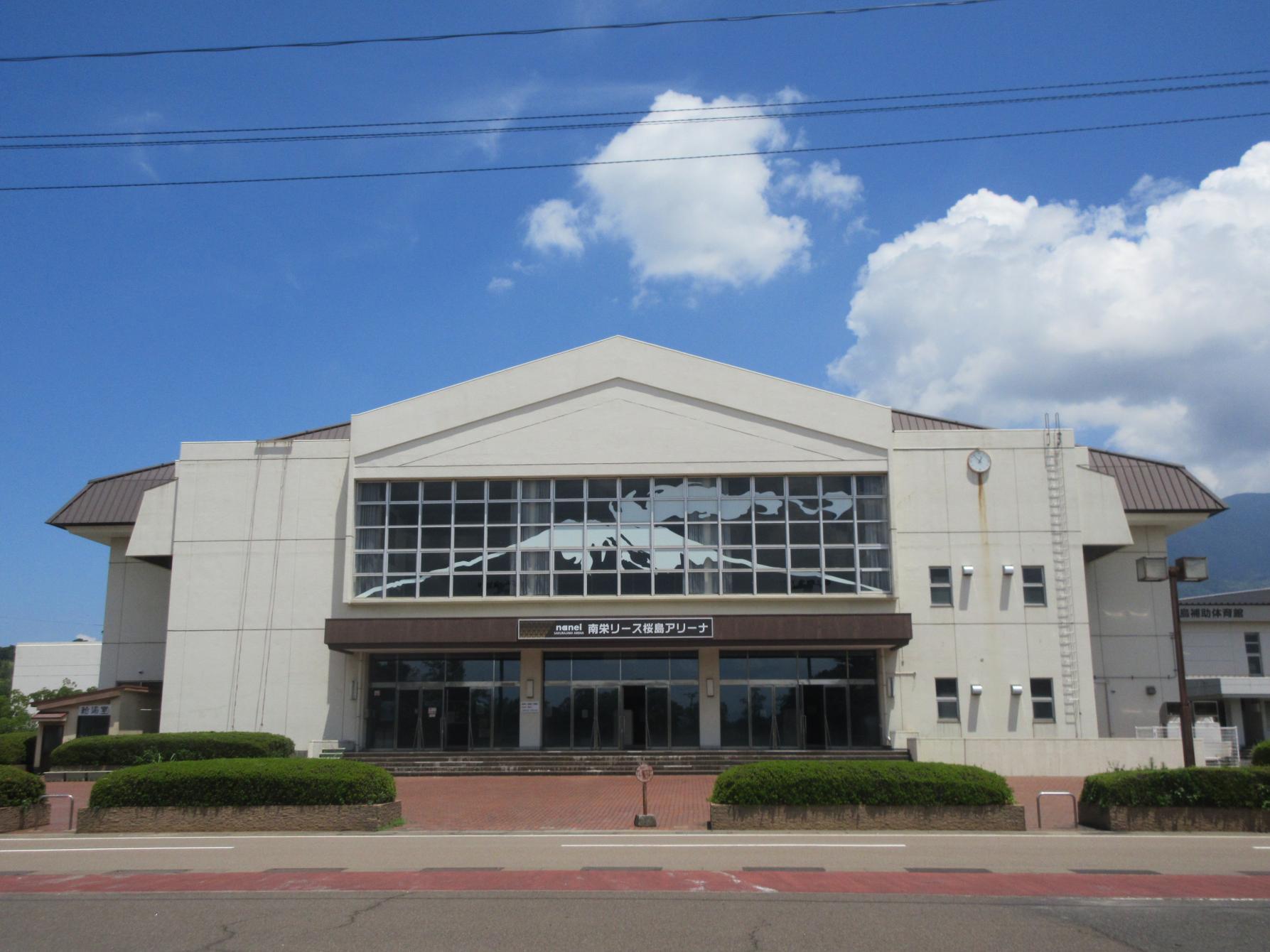 桜島総合体育館-0