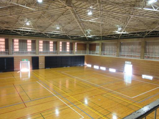 桜島総合体育館-3