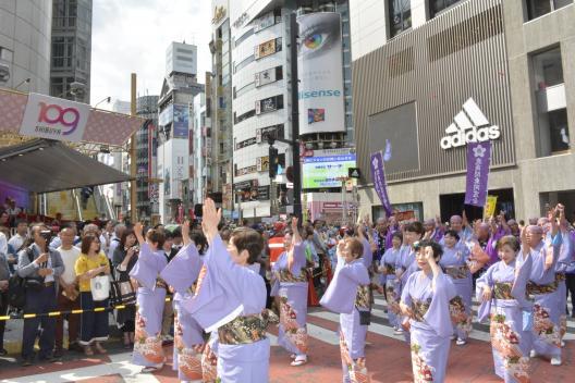 【東京開催】渋谷・鹿児島おはら祭-2