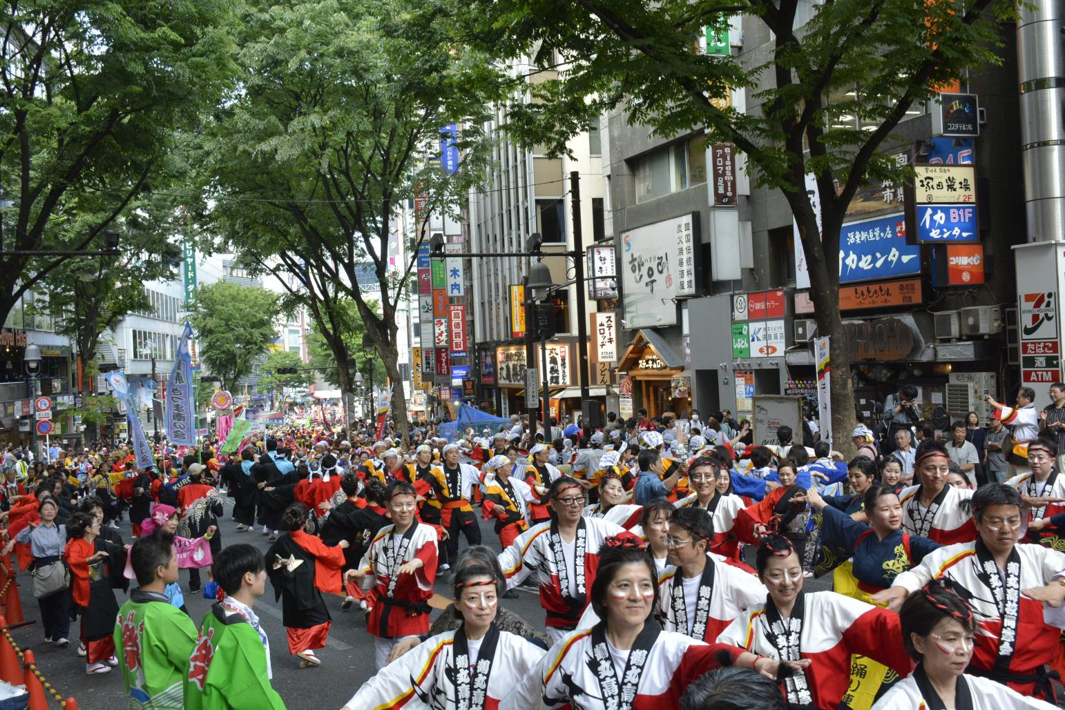 【東京開催】渋谷・鹿児島おはら祭-1