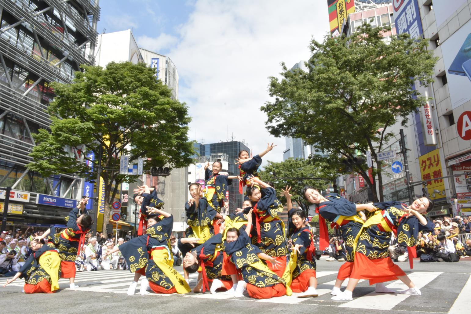 【東京開催】渋谷・鹿児島おはら祭-4