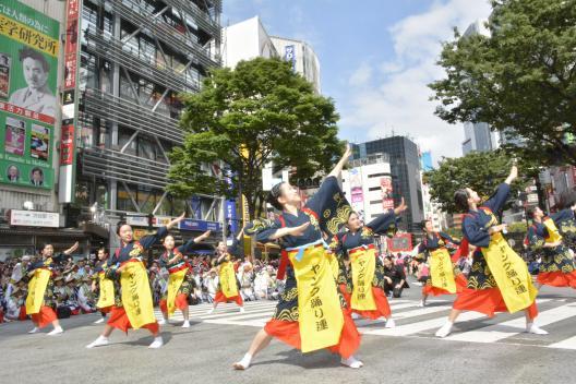 【東京開催】渋谷・鹿児島おはら祭-0