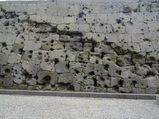 鶴丸城 御楼門-8