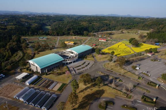 鹿児島市都市農業センター-2