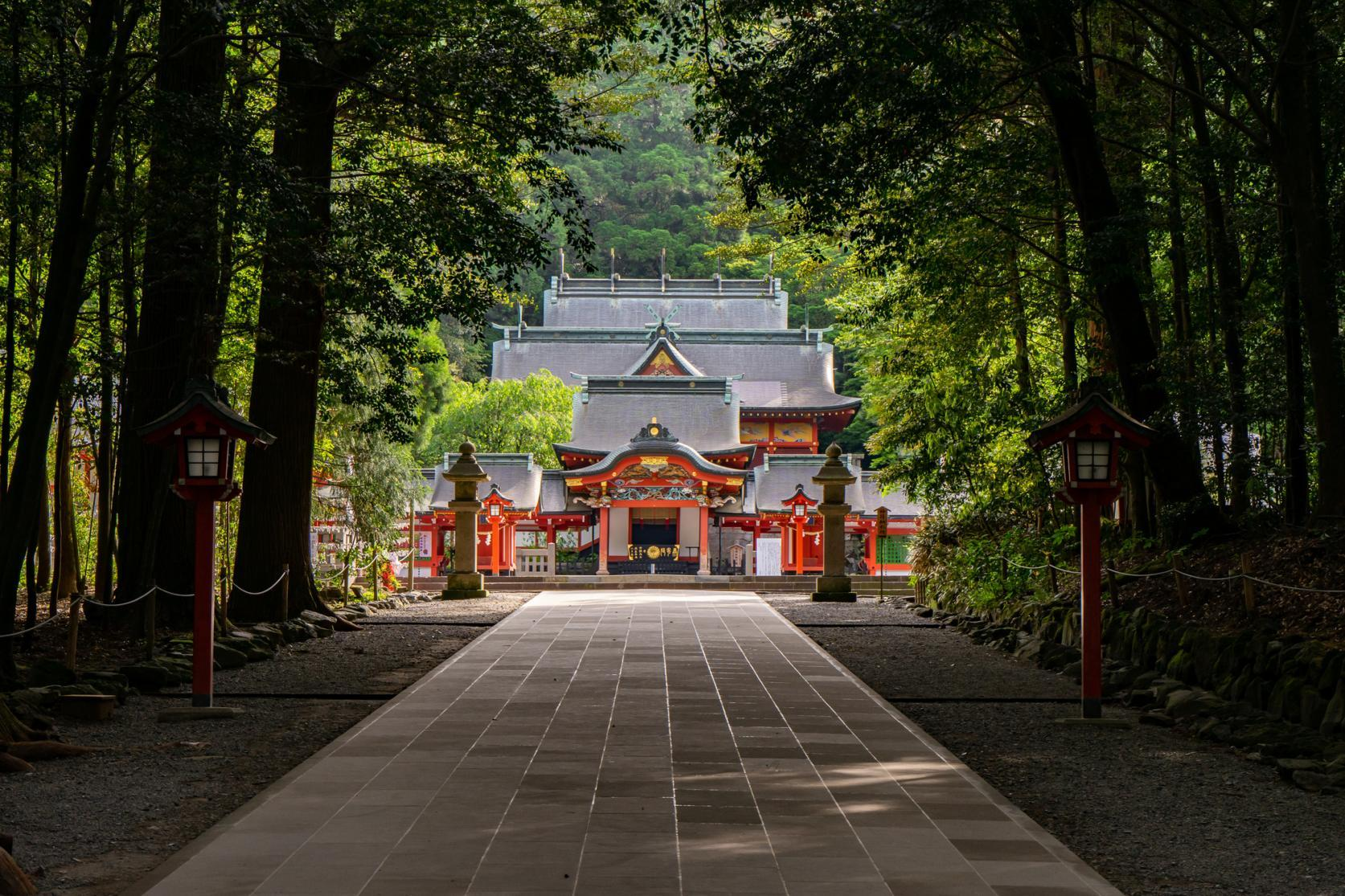 [Kirishima City] Kirishima Jingu Shrine-1