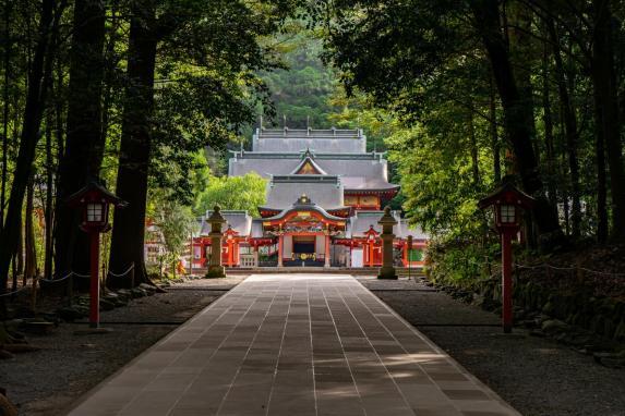 [Kirishima City] Kirishima Jingu Shrine-0