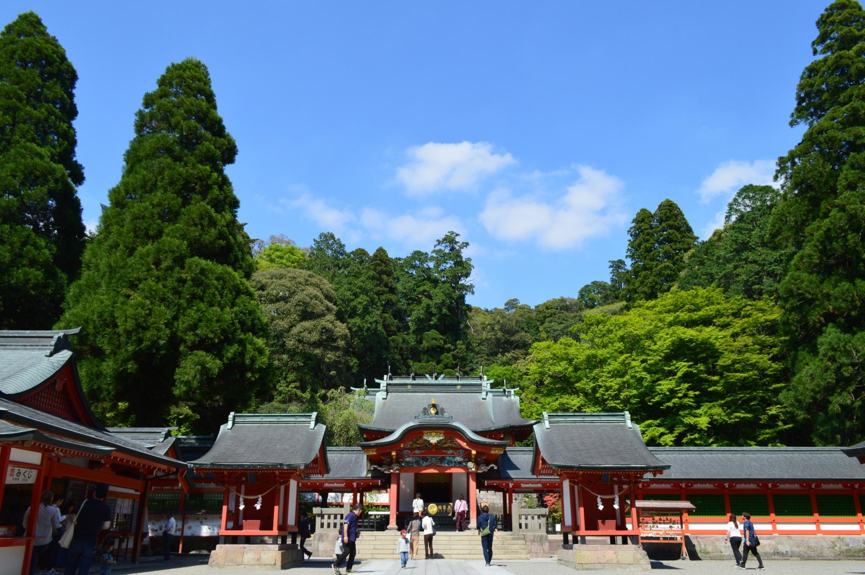 [Kirishima City] Kirishima Jingu Shrine-1