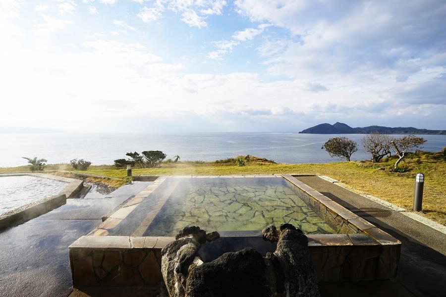 "[Ibusuki City] HealthyLand ""Tamatebako"" Outdoor Hot Springs-6"