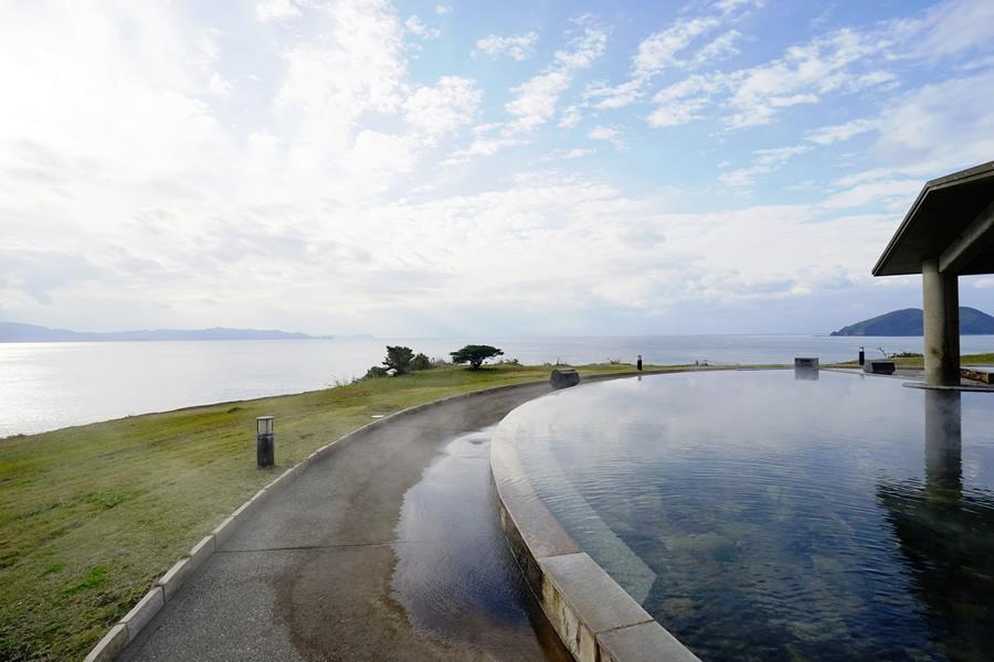"[Ibusuki City] HealthyLand ""Tamatebako"" Outdoor Hot Springs-2"