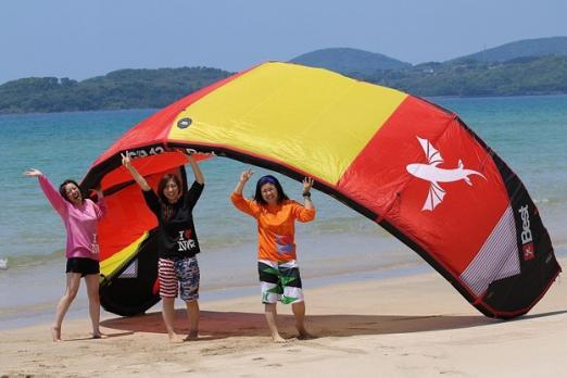 NICE KITE 風箏沖浪板體驗-2