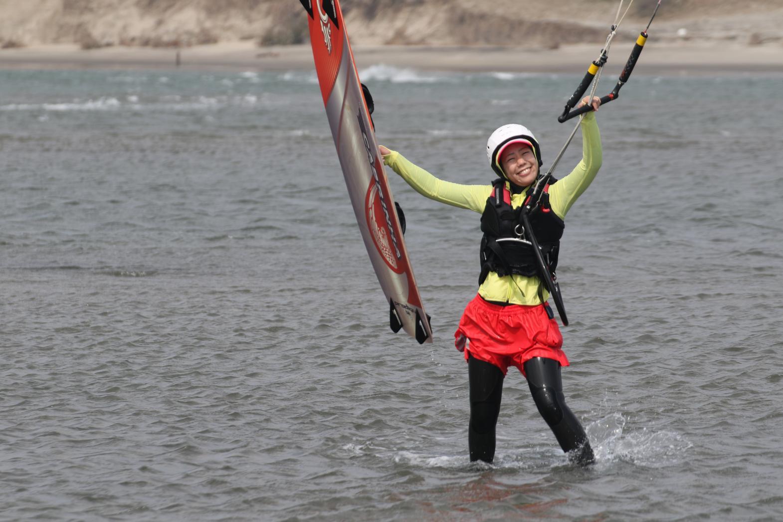 NICE KITE 風箏沖浪板體驗-3