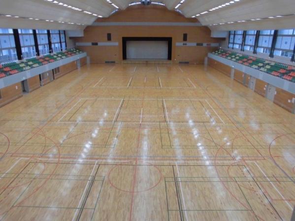 吉田文化体育センター-1