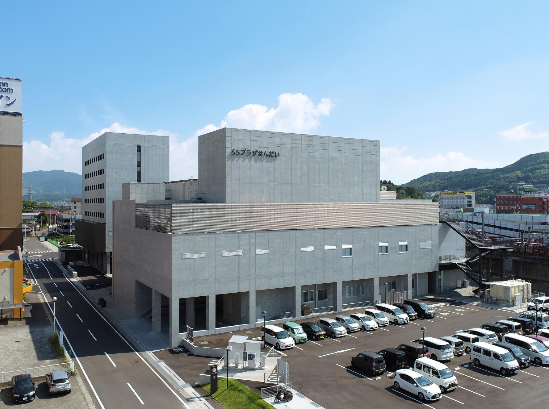 川内駅コンベンションセンター(SSプラザせんだい)-1